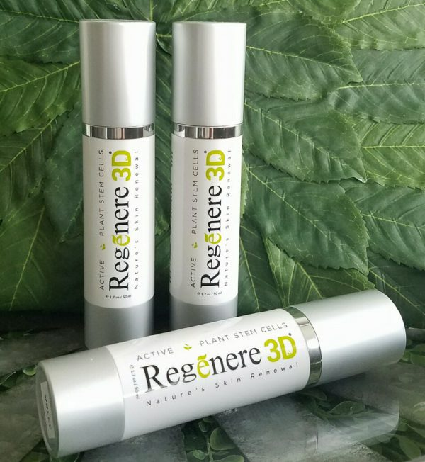 Regenere3d: Stem Cell Cosmetic