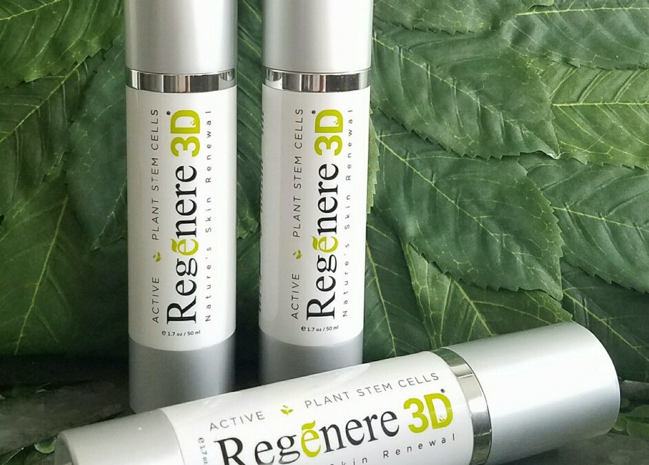 Top Benefits of Plant Stem Cell Cosmetics for Treating Aging Skin